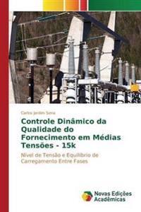 Controle Dinamico Da Qualidade Do Fornecimento Em Medias Tensoes - 15k