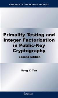 Primality Testing and Integer Factorization in Public-Key Cryptography
