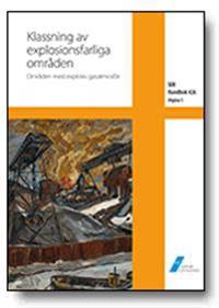 SEK Handbok 426 - Klassning av explosionsfarliga områden : områden med explosiv gasatmosfär