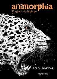 Animorphia : 20 vykort att färglägga
