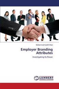 Employer Branding Attributes