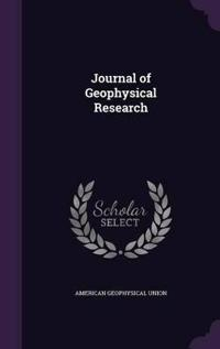 Journal of Geophysical Research