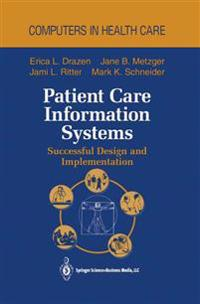 Patient Care Information Systems