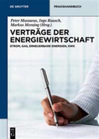 Vertrage Der Energiewirtschaft
