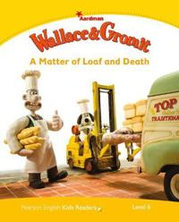 Level 6: WallaceGromit: A Matter of Loaf and Death