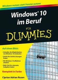 Windows 10 im Beruf fur Dummies