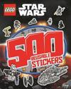 LEGO (R) Star Wars: 500 Reusable Stickers
