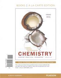 General, Organic, and Biological Chemistry, Books a la Carte Plus Masteringchemistry with Pearson Etext -- Access Card Package