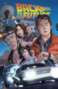 Back to the Future Untold Tales and Alternate Timelines 1