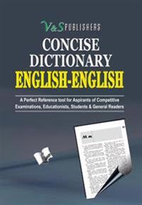 English English Dictionary (Hb)