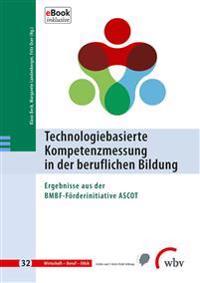 Technologiebasierte Kompetenzmessung in der beruflichen Bildung