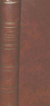 Allgemeines Repertorium Der Literatur: Nachdruck Der Ausgaben 1785-1807