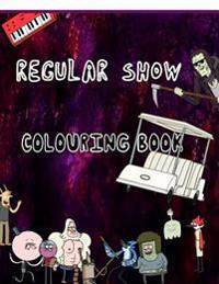 Regular Show Colouring Book (Unofficial)