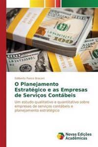 O Planejamento Estrategico E as Empresas de Servicos Contabeis