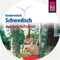 Reise Know-How AusspracheTrainer Schwedisch (Kauderwelsch, Audio-CD)
