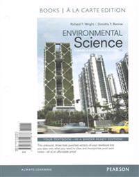 Environmental Science: Toward a Sustainable Future, Books a la Carte Edition