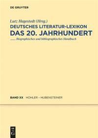 Hohler - Hubensteiner