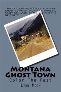 Montana Ghosttown: Color the Past