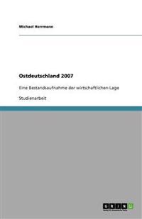 Ostdeutschland 2007