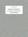Kognitiv semiotik : Slutrapport från ett forskningsprogram