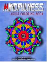 Mindfulness Adult Coloring Book, Volume 20: Women Coloring Books for Adults