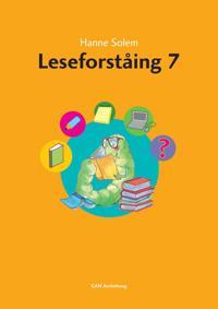 Leseforståing 7 - Hanne Solem   Ridgeroadrun.org
