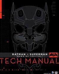 Batman V Superman Dawn of Justice Tech Manual