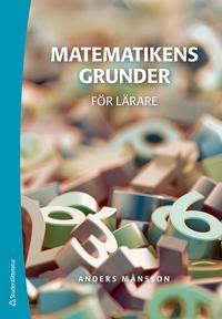 Matematikens grunder - för lärare