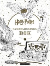 Harry Potter fargeleggingsbok