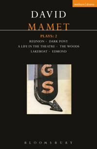 Mamet Plays: 2