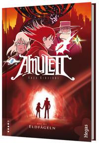 Amulett. Eldfågeln