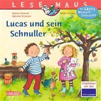LESEMAUS, Band 80: Lucas und sein Schnuller
