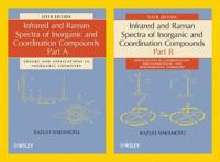 Infrared and Raman Spectra of Inorganic and Coordination Compounds, Part A and Part B, 2 Volume Set