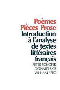 Poemes, Pieces, Prose