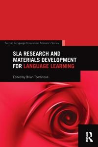 SLA Research and Materials Development for Language Learning