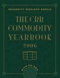 CRB Commodity Yearbook 2006 with CD-ROM
