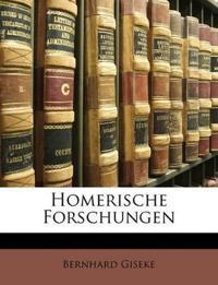 Homerische Forschungen