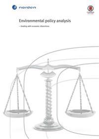 Environmental policy analysis