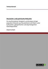 Deutsche Und Polnische Br�uche