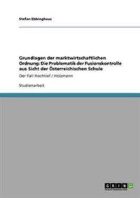 Grundlagen Der Marktwirtschaftlichen Ordnung