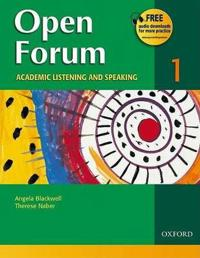 Open Forum 1 Student Book