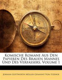 Die herren von Baldheim, eine comische Gedichte, Erster Theil