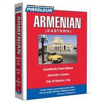 Pimsleur Armenian (Eastern)