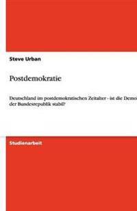 Postdemokratie