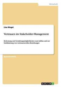 Vertrauen Im Stakeholder-Management