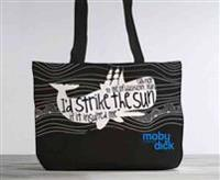 Moby Dick Tote Bag