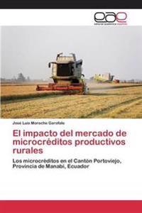 El Impacto del Mercado de Microcreditos Productivos Rurales
