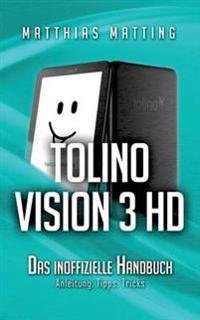Tolino Vision 3 HD - das inoffizielle Handbuch