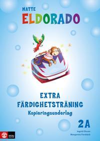 Eldorado matte 2A Extra färdighetsträning kopieringsunderlag