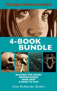 Peggy Henderson Adventures 4-Book Bundle
